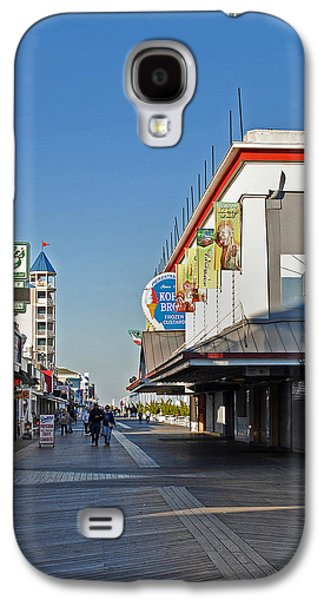 Fantasy Photographs Galaxy S4 Cases - Oc Boardwalk Galaxy S4 Case by Skip Willits