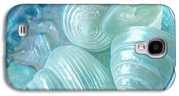 Ocean Pearl Treasure Galaxy S4 Case by Gill Billington