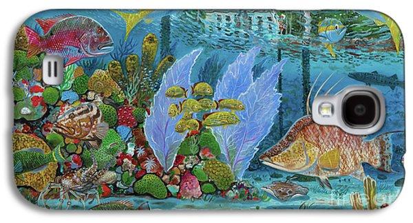 Ocean Reef Paradise Galaxy S4 Case