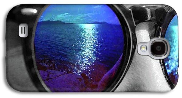Ocean Reflection Galaxy S4 Case