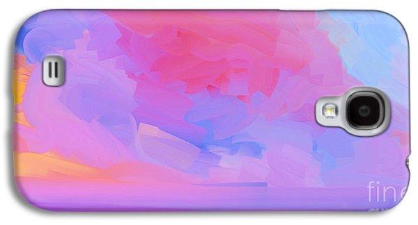 Ocean Storm Galaxy S4 Case by Pixel  Chimp