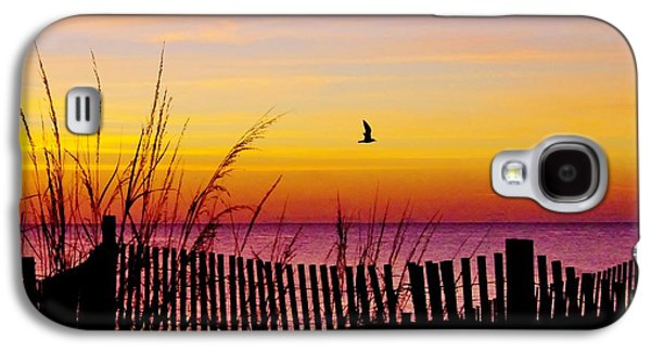Ocean Sunrise Galaxy S4 Case