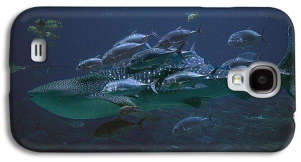 Ocean Treasures Galaxy S4 Case