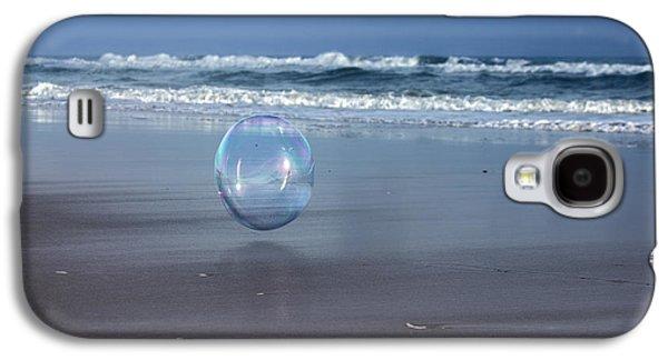 Oceanic Sphere  Galaxy S4 Case by Betsy Knapp