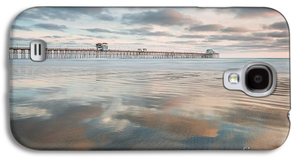 Oceanside Pier Gloss Galaxy S4 Case