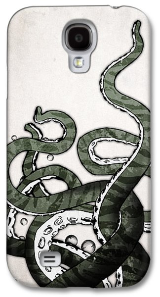 Octopus Tentacles Galaxy S4 Case