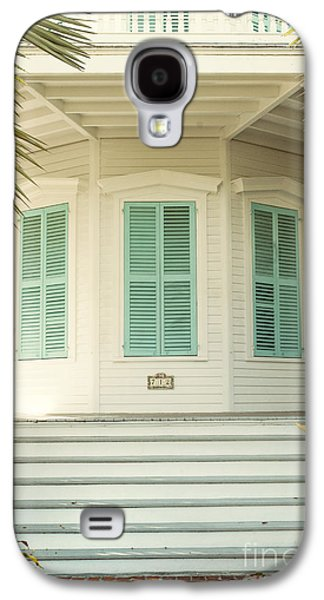 Octagon House Galaxy S4 Case by Juli Scalzi