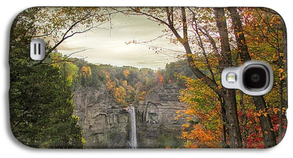 October At Taughannock Galaxy S4 Case