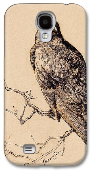 October Crow Galaxy S4 Case