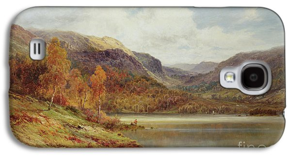 October In The Highlands Galaxy S4 Case