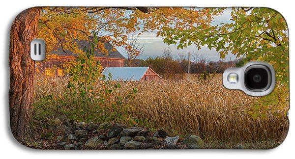 Galaxy S4 Case featuring the photograph October Morning 2016 by Bill Wakeley