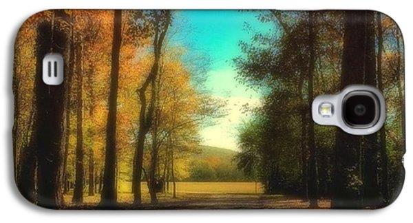 October Path Galaxy S4 Case by Steven Gordon
