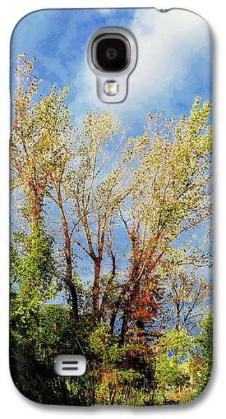 October Sunny Afternoon Galaxy S4 Case