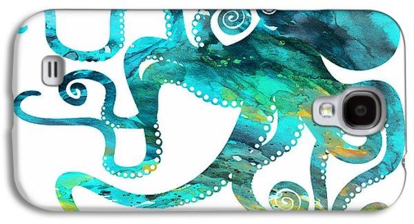 Octopus 2 Galaxy S4 Case