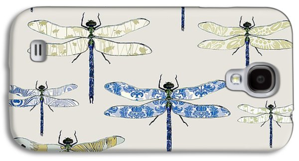 Odonata Galaxy S4 Case by Sarah Hough