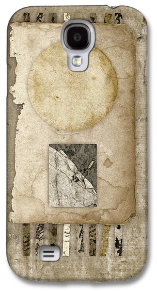 Of Time And Paper Galaxy S4 Case by Carol Leigh