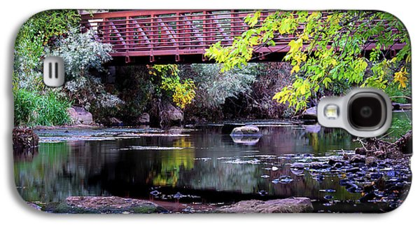 Ogden River Bridge Galaxy S4 Case