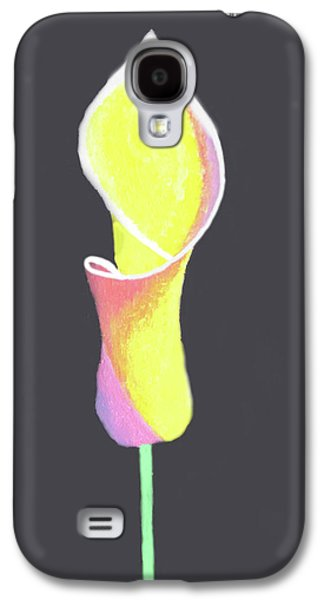 Oh Lily Galaxy S4 Case by Cyrionna The Cyerial Artist