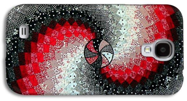 Oh Lynda Galaxy S4 Case by Karen Wiles