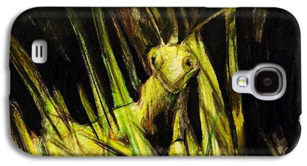 Oh Mantis Dearest Galaxy S4 Case by Shirosaki Black