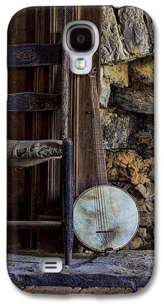 Old Banjo Galaxy S4 Case
