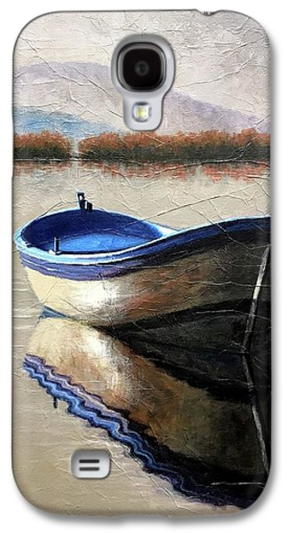 Old Boat Galaxy S4 Case by Janet King