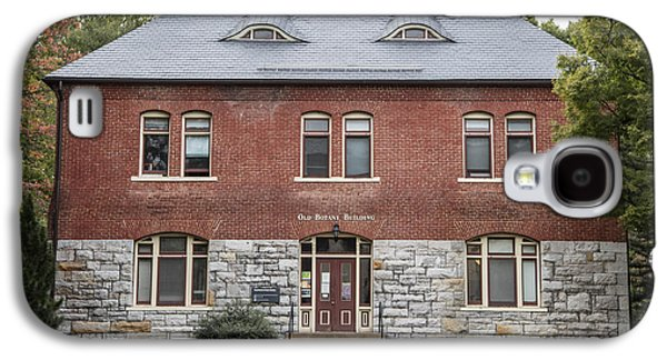 Old Botany Building Penn State  Galaxy S4 Case by John McGraw