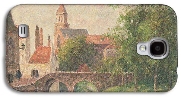 Old Bridge In Bruges  Galaxy S4 Case