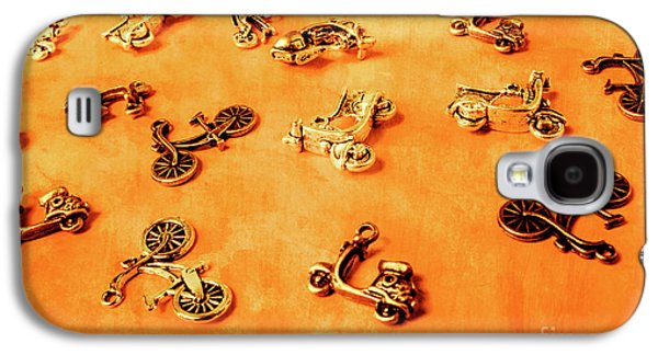 Old Charm Scooters Galaxy S4 Case by Jorgo Photography - Wall Art Gallery
