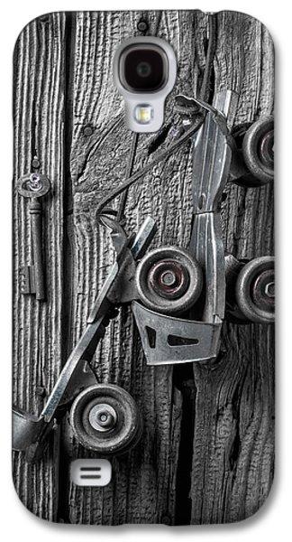 Old Childhood Roller Skates Galaxy S4 Case
