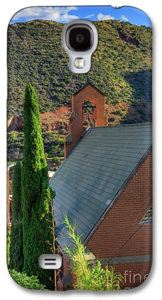 Old Church In Bisbee Galaxy S4 Case