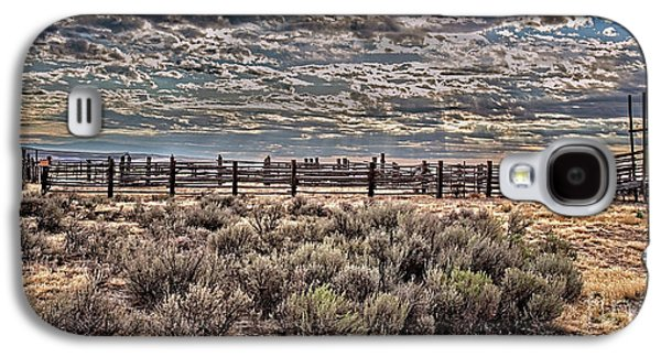Old Corral Galaxy S4 Case by Robert Bales
