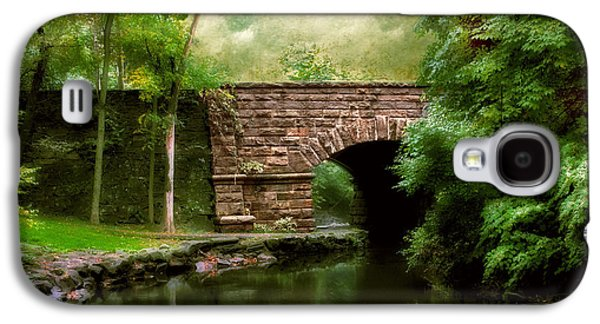Old Country Bridge Galaxy S4 Case