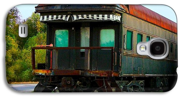 Old Dining Car Galaxy S4 Case