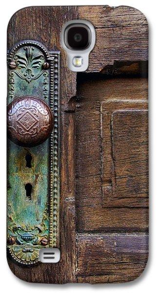 Old Door Knob Galaxy S4 Case