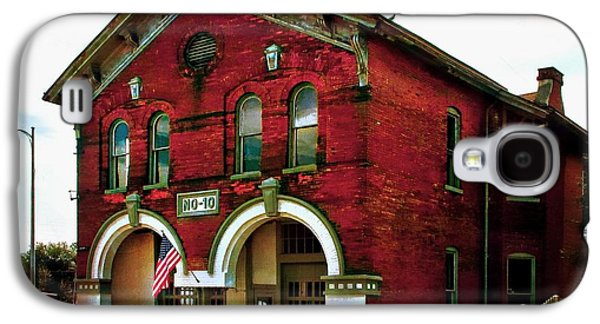Old Firehouse No. 10 Galaxy S4 Case