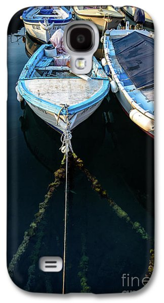 Old Fishing Boats Of The Adriatic Galaxy S4 Case