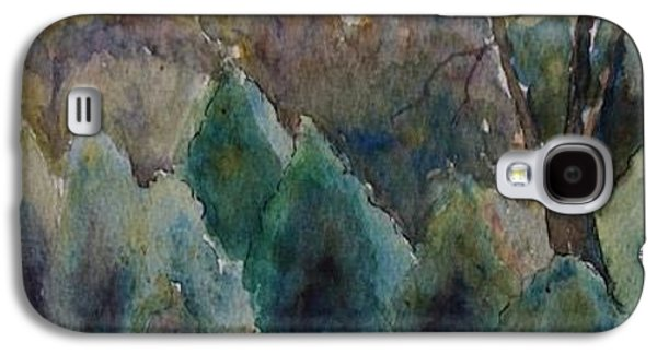 Old Growth Forest Galaxy S4 Case by Patsy Sharpe