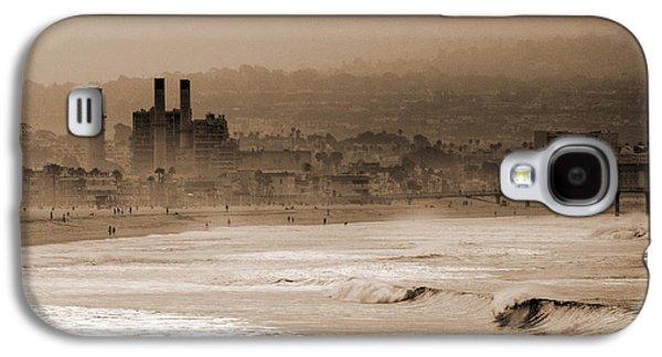 Old Hermosa Beach Galaxy S4 Case