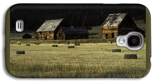Old Homestead-potomac Montana Galaxy S4 Case