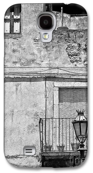 Old House In Taormina Sicily Galaxy S4 Case