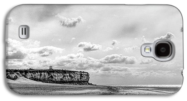Sky Galaxy S4 Case - Old Hunstanton Beach, Norfolk by John Edwards