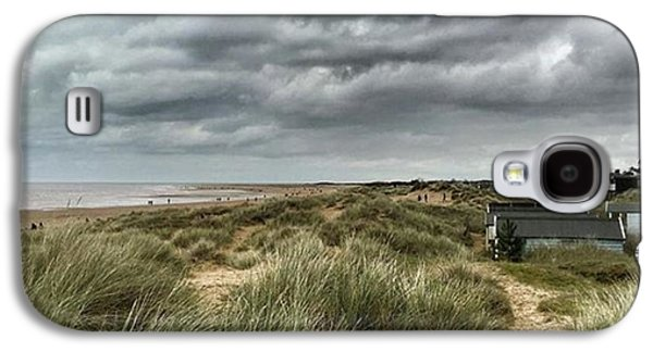 Galaxy S4 Case - Old Hunstanton Beach, North #norfolk by John Edwards