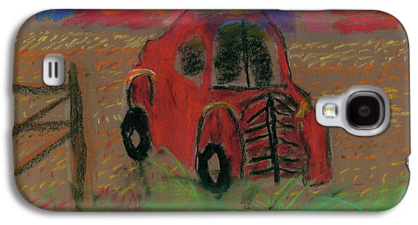 Old Jalopy Galaxy S4 Case