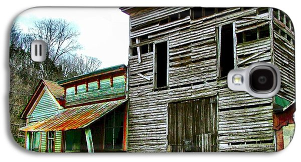 Old Leavenworth Indiana Ghost Town II Galaxy S4 Case