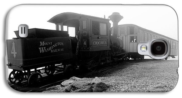 Old Locomotive Galaxy S4 Case