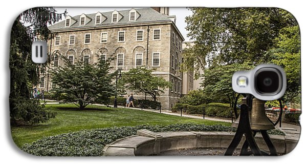 Old Main Penn State Bell  Galaxy S4 Case by John McGraw