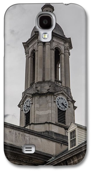 Old Main Penn State Clock  Galaxy S4 Case by John McGraw
