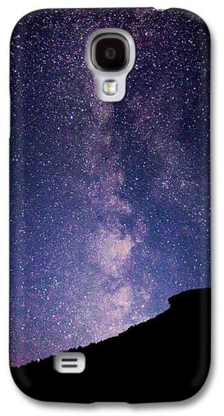 Old Man Milky Way Memorial Galaxy S4 Case