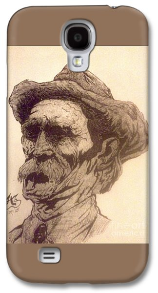 Old Man Of The Fifty Galaxy S4 Case